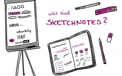 was sind sketchnotes?